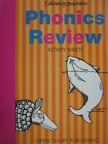 Collections for Young Scholars 2 Phonics Review Activity (P)