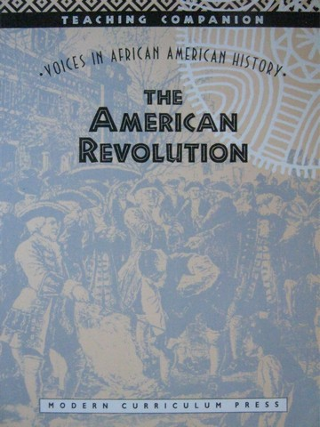 American Revolution TC (TE)(P) by Nordquist & Howland
