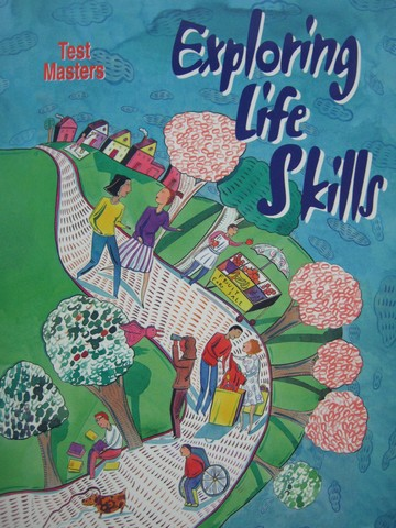 Exploring Life Skills Test Masters (P) by Gail Hill