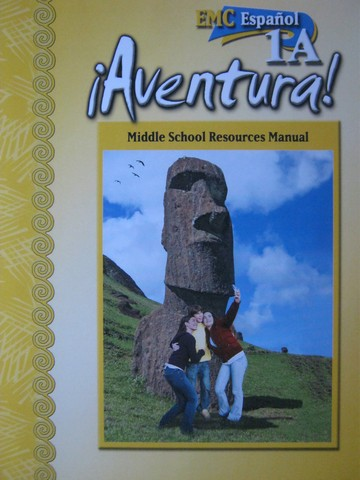 Aventura! 1A Middle School Resources Manual (P) by Toni Theisen