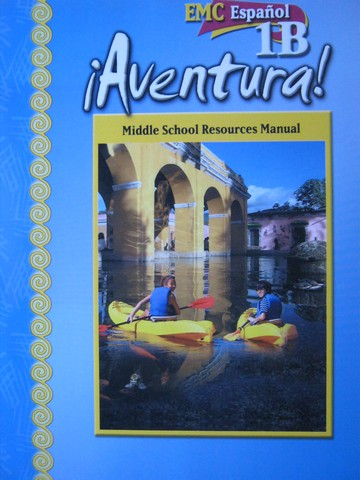 Aventura! 1B Middle School Resources Manual (P) by Theisen,