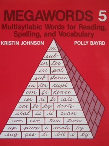 Megawords 5 (P) by Kristin Johnson & Polly Bayrd