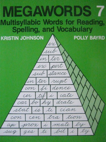 Megawords 7 (P) by Kristin Johnson & Polly Bayrd