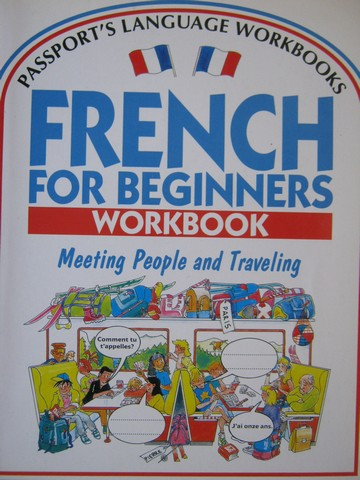 French for Beginners Workbook (P) by Rachel Bladon