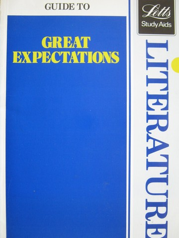 Letts Study Aid Literature Guide to Great Expectations (P)