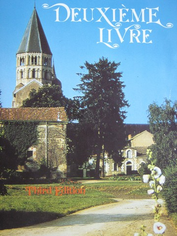 French 2 Years Deuxieme Livre 3rd Edition Workbook (P)