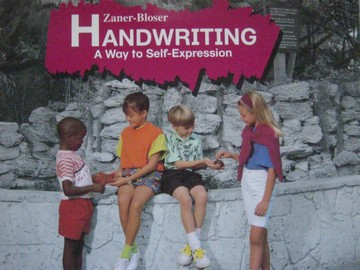 Handwriting A Way to Self-Expression 2M (P) by Hackney,