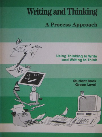 Writing & Thinking Green Level Student Book (P) by Linda Adelman