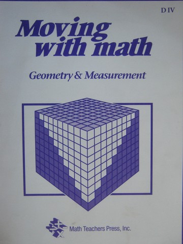 Moving with Math D4 Geometry & Measurement (P) by Pierson,