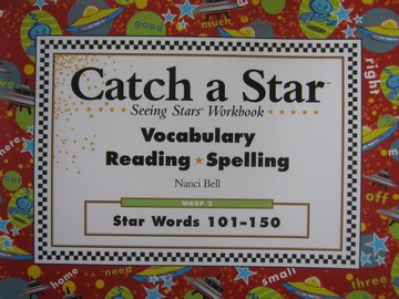 Catch a Star Warp3 Star Words 101-150 (P) by Nanci Bell