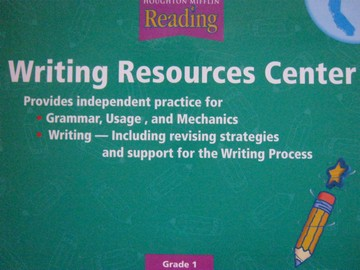Reading 1 Writing Resources Center (CA)(Box)