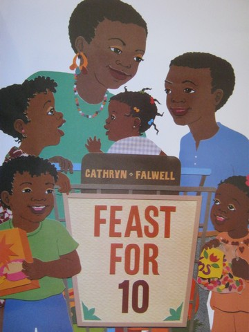 Feast for 10 (P)(Big) by Cathryn Falwell