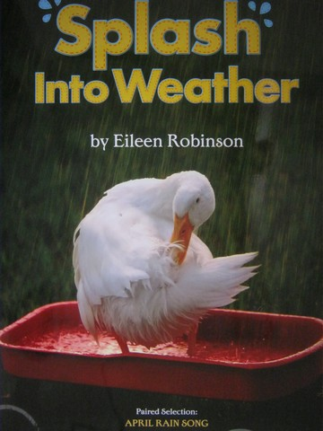 Splash into Weather (P)(Big) by Eileen Robinson