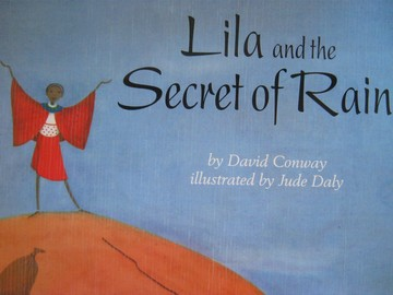 Lila & the Secret of Rain (P)(Big) by David Conway