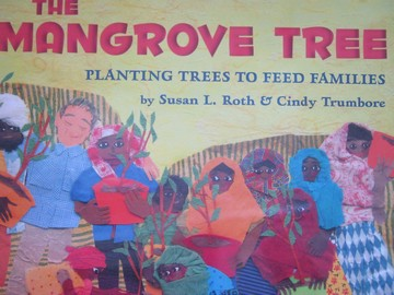 Mangrove Tree (P)(Big) by Susan L Roth & Cindy Trumbore