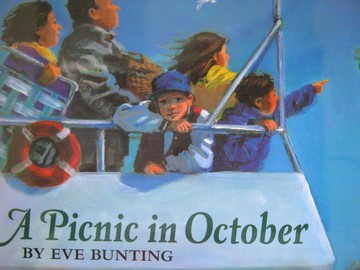 A Picnic in October (P)(Big) by Eve Bunting