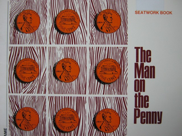 Man on the Penny Seatwork Book (P) by Robinett, Bell, & Rojas