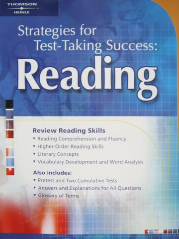 Strategies for Test-Taking Success Reading (P) by Newman