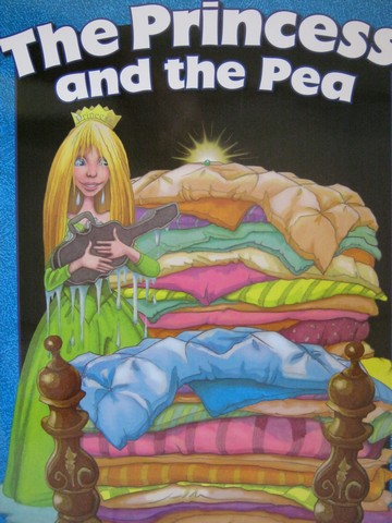 Shared Reading Classics The Princess & the Pea (P)(Big)