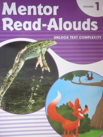 Mentor Read-Alouds 1 Volume 1 (P)(Big) by Cindy Peattie