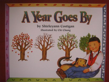A Year Goes By (P)(Big) by Shirleyann Costigan