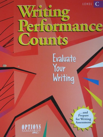 Writing Performance Counts Level C (P)