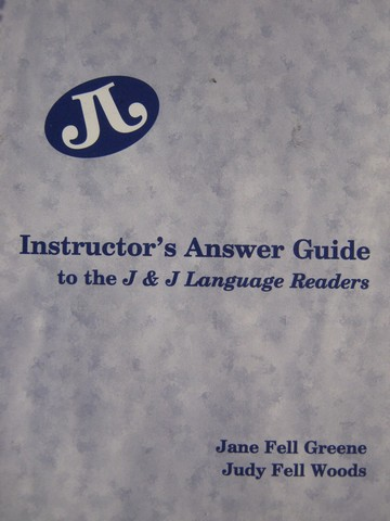Language Readers Insturctor's Answer Guide (TE)(P) by Greene,