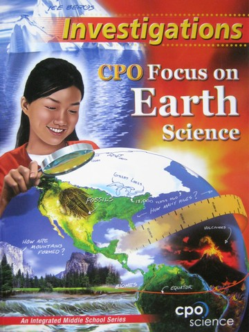 CPO Focus on Earth Science Investigations (P) by Hughes,