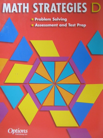 Math Strategies D (P) by Kathy Osmus