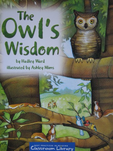 Best Practices in Reading E The Owl's Wisdom (P) by Ward