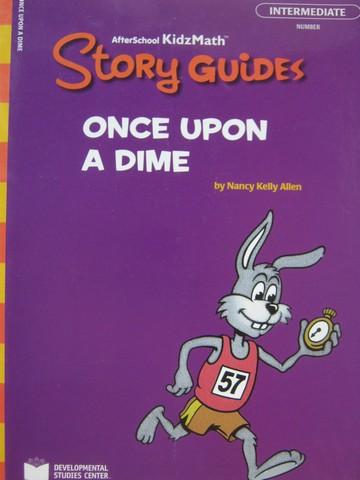 AfterSchool KidzMath Once Upon A Dime Story Guides (P)
