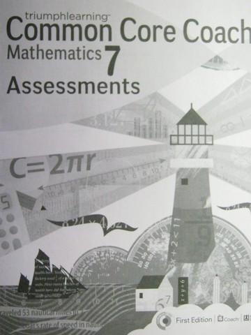 Common Core Coach Mathematics 7 Assessments (P) by Duhon