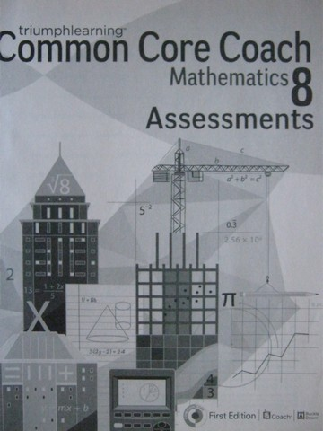 Common Core Coach Mathematics 8 Assessments (P)