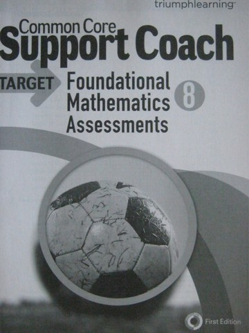 Target Foundational Mathematics 8 Assessments (P)