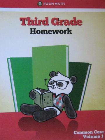 swun math homework grade 3