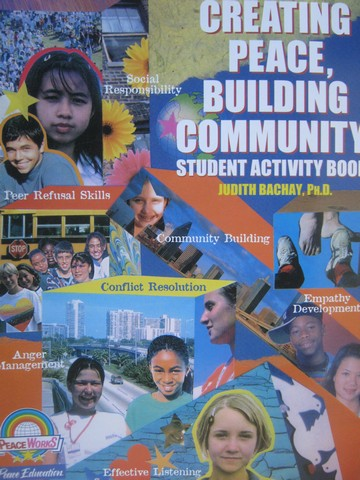 Creating Peace Building Community Grade 6 Activity Book (P)