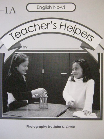 English Now! I-1A Teacher's Helpers Workbook (P) by Teisinger