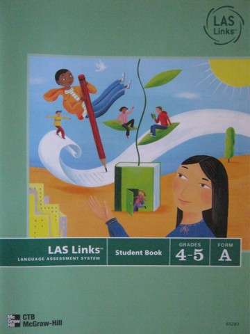 LAS Links 4-5 Form A Student Book (P)