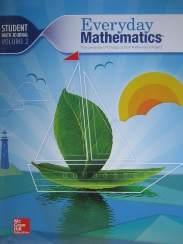 Everyday Mathematics CCSS 2 4th Edition Math Journal 2 (P)