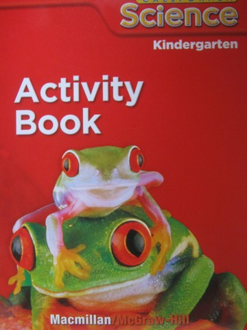 California Science K Activity Book (CA)(P)