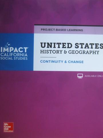 United States History & Geography Continuity & Change Project(P)