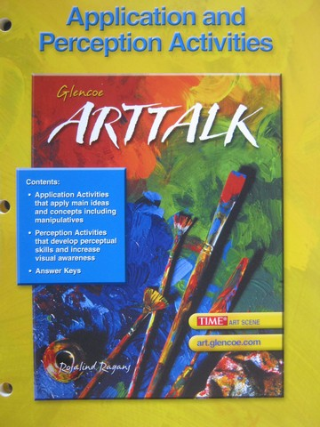 Arttalk 4th Edition Application & Perception Activities (P)