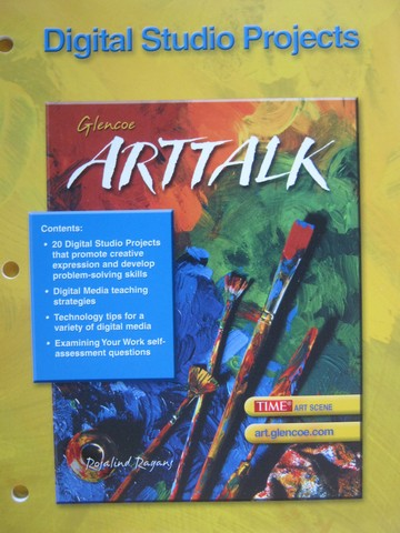 Arttalk 4th Edition Digital Studio Projects (P) by Joan Maresh