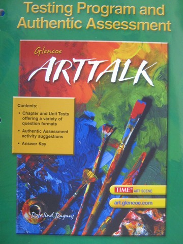 Arttalk 4th Edition Testing Program & Authentic Assessment (P)