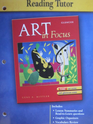 Art in Focus Reading Tutor (P)
