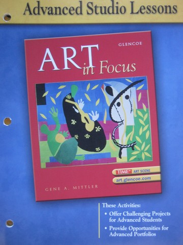 Art in Focus Advanced Studio Lessons (P) by Humphries,