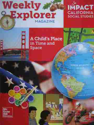A Child's Place in Time & Space Weekly Explorer Magazine (CA)(P)
