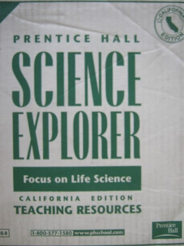 Focus on Life Science TRP (CA)(TE)(PK)