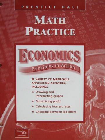 Economics Principles in Action Math Practice (P)
