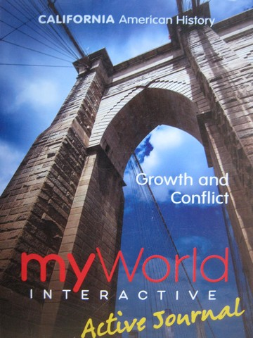 My World Interactive Growth & Conflict Active Journal (CA)(P)